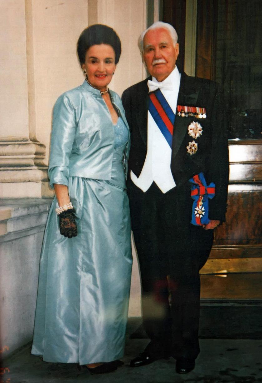 Wdowa po prezydencie Kaczorowskim w szpitalu