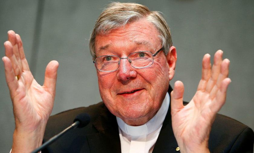 Kardynał George Pell został uniewinniony