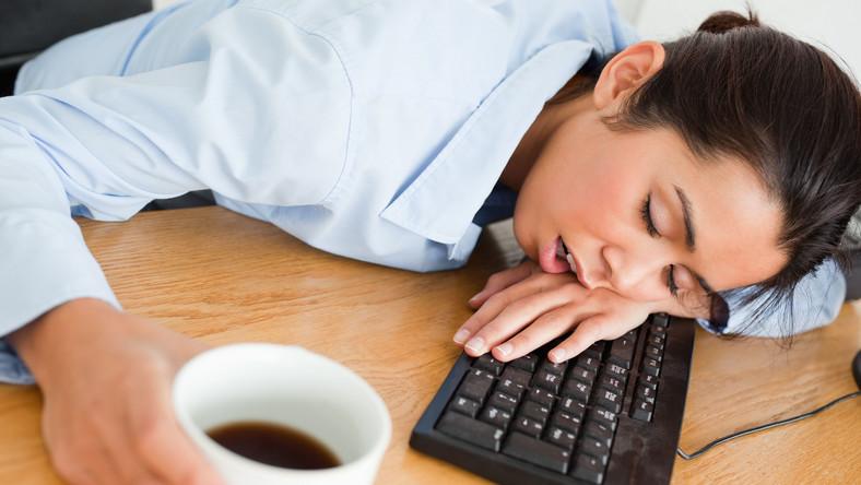Mniejsza wydajność w pracy, gdy w nocy dużo pobudek na skorzystanie z toalety