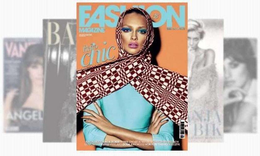 Daga Ziober Fashion Magazine