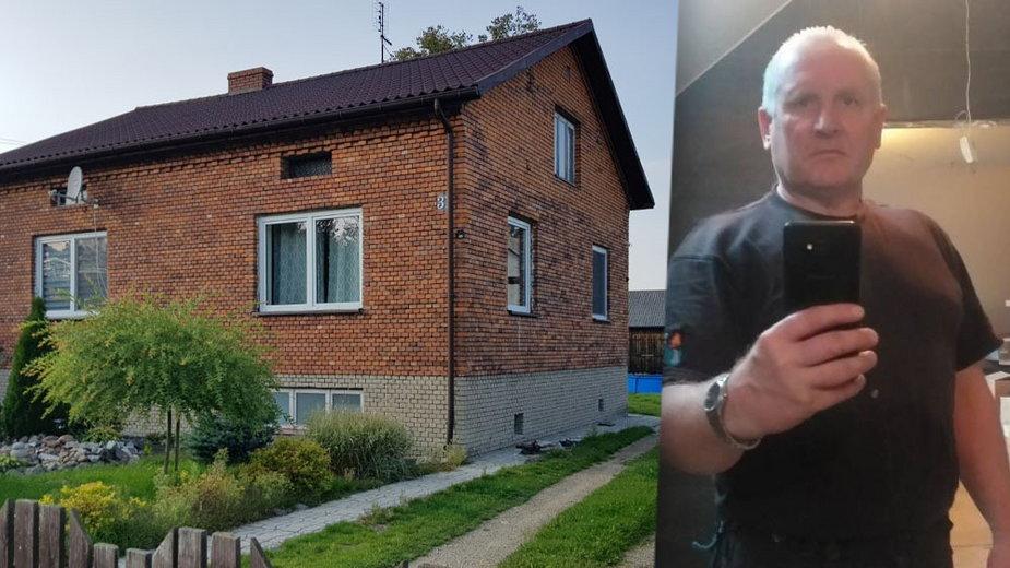 Jacek Jaworek poszukiwany po zabójstwie w Borowcach
