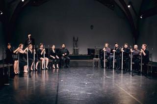 O człowieku bez tożsamości - 'Hamlet-komentarz' Teatru Pieśń Kozła