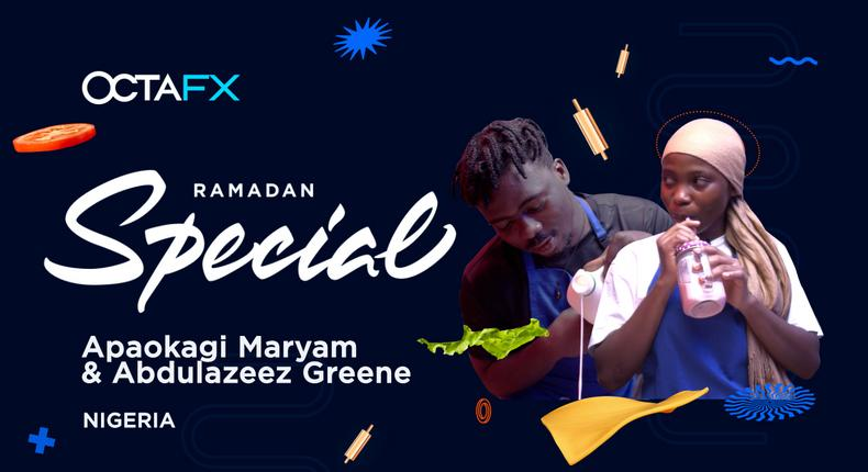 How OctaFX became the first financial company in Nigeria to organise a cooking session for Ramadan