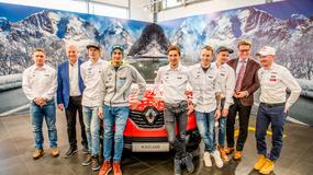 Renault Polska partnerem Stocha i Żyły