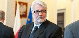 Witold Waszczykowski krytykuje decyzjępremiera