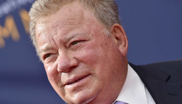 At 90 years old, William Shatner will be the oldest man to ever be launched into space.