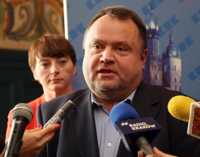 Andrzej Kulig został zastepcą Majchrowskiego