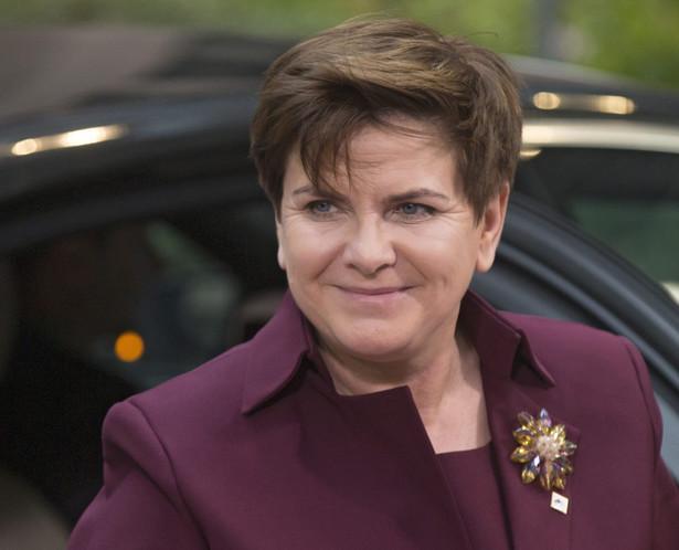 Szefowa polskiego rządu uczestniczy w szczycie klimatycznym w Paryżu