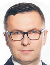 Rafał Magryś wiceprezes zarządu Exatel