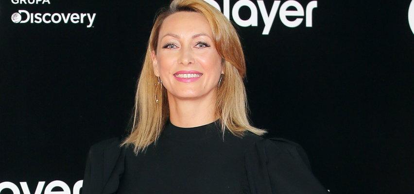 """Anna Kalczyńska wypunktowała swoje wszystkie wpadki podczas prezentacji ramówek TVN. """"Zawsze są jakieś jaja"""""""