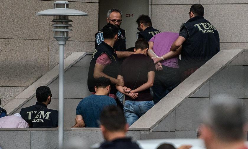 15 lipca 2016 - zamach stanu w Turcji