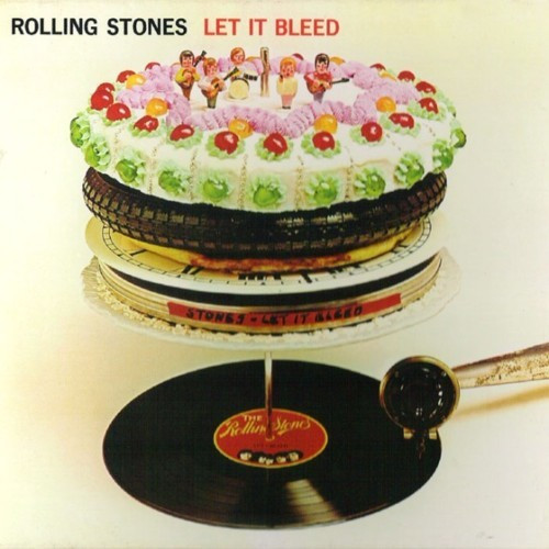 "The Rollilng Stones - ""Let It Bleed"""