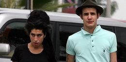 Były mąż Amy Winehouse umiera! Połknął język