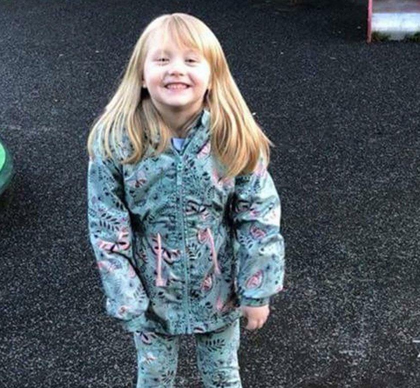 Sześciolatka zniknęła z domu dziadków. Po trzech godzinach odnaleziono jej ciało