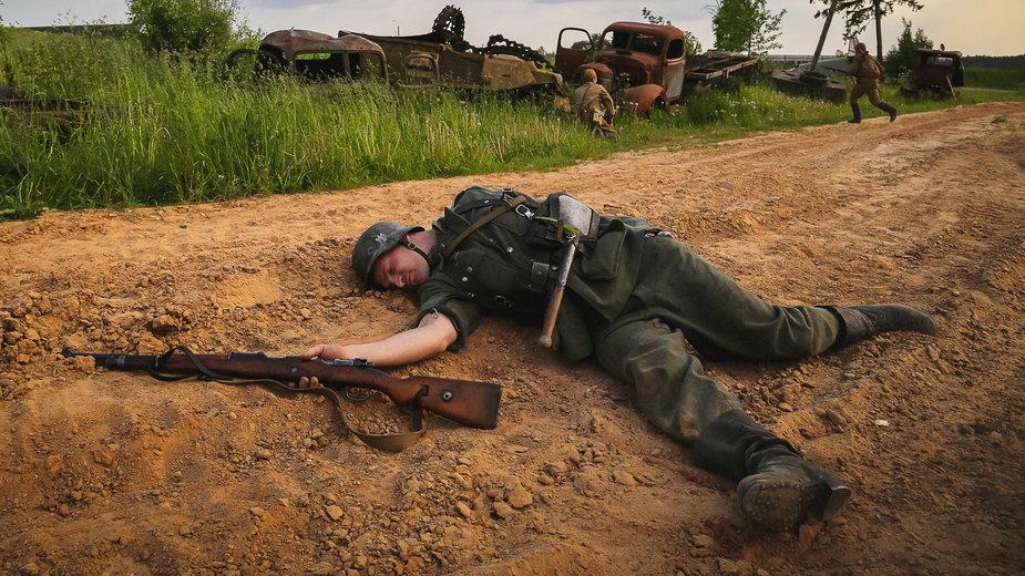 Duchy żołnierzy - zjawiska paranormalne na polach bitew