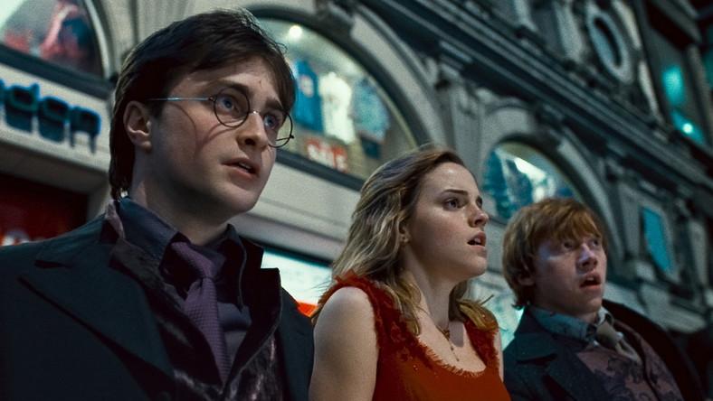 """1. """"Harry Potter i Insygnia Śmierci: część 2"""" - 1,33 miliarda dolarów"""