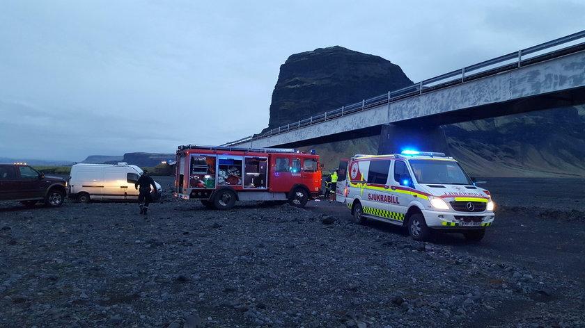 Tragedia na moście. Nie żyją trzy osoby