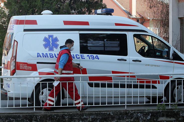 Hitna pomoć Srbija pokrivalica