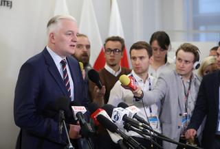 Gowin: Mam nadzieję, że N, PSL i Kukiz'15 zaakceptują normalny tryb pracy Sejmu