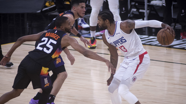 Phoenix Suns - Los Angeles Clippers