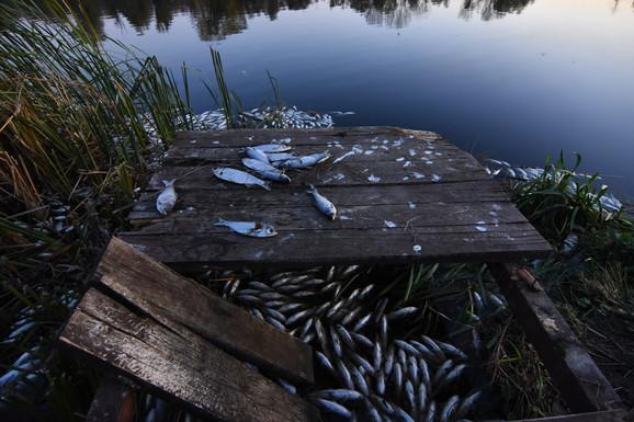 Otrovne otpadne vode uskoro će se uliti u Tisu