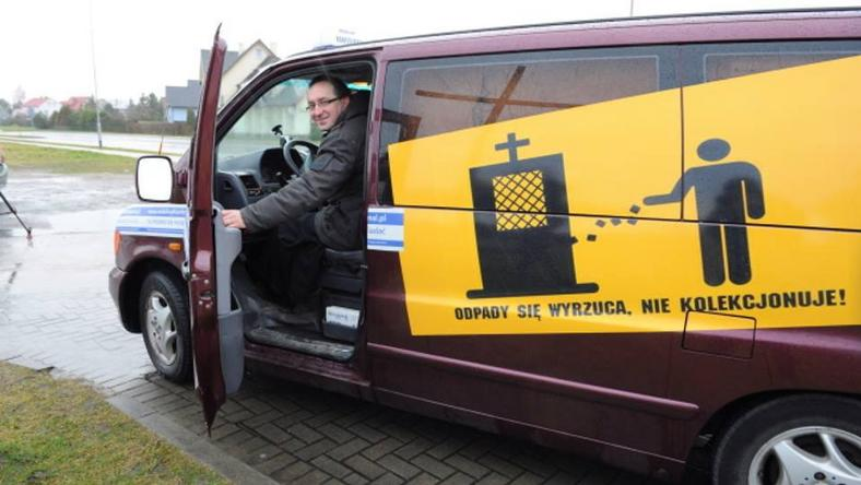Mobilny konfesjonał w Koszalinie