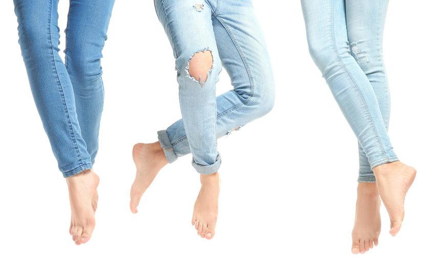 Jak powstają dżinsy z dziurami? Sami zobaczcie