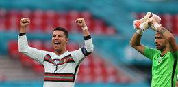 Euro 2020. Jeden gol w hicie. Cristiano Ronaldo przeszedł do historii