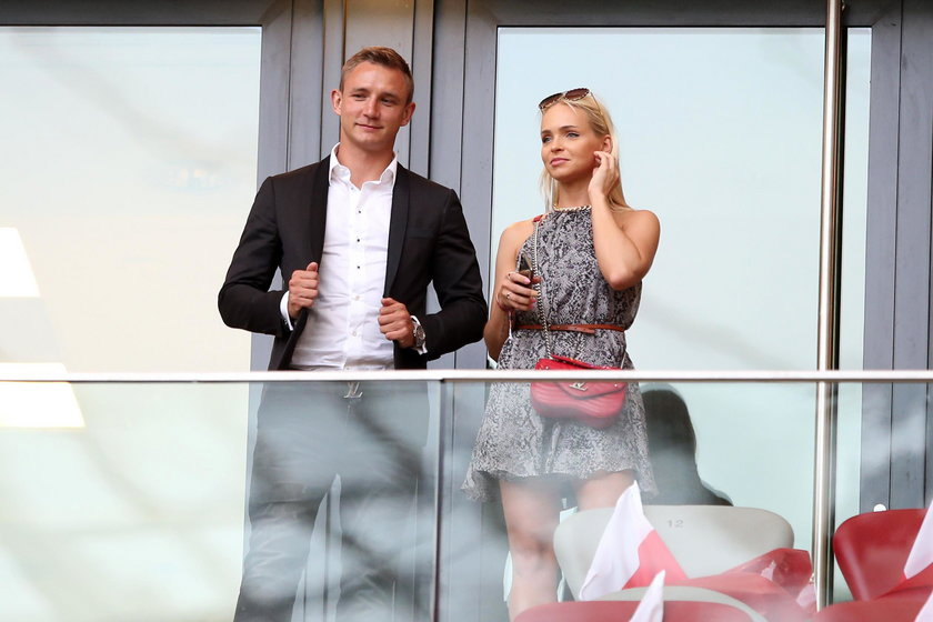 Polska piosenkarka ma romans z Rzeźniczakiem?