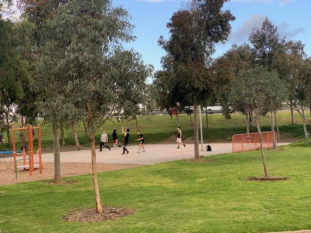 U Melburnu je dozvoljeno kretanje radi rekreacije u radijusu od pet kilometara od kuće