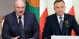 """Zaskakujące oświadczenie Łukaszenki. """"Duda sfałszował wyniki wyborów"""""""