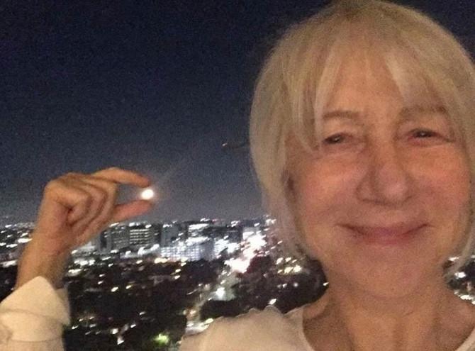 Selfi Helen Miren
