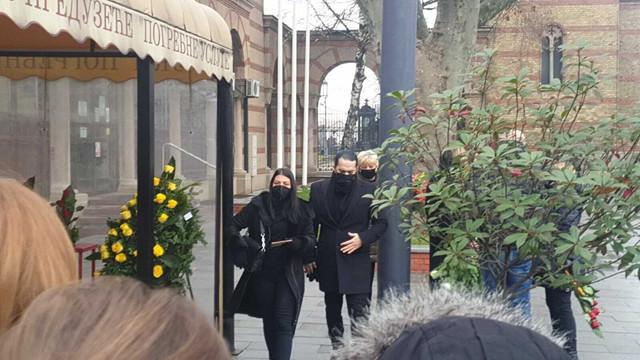 Džej sahrana