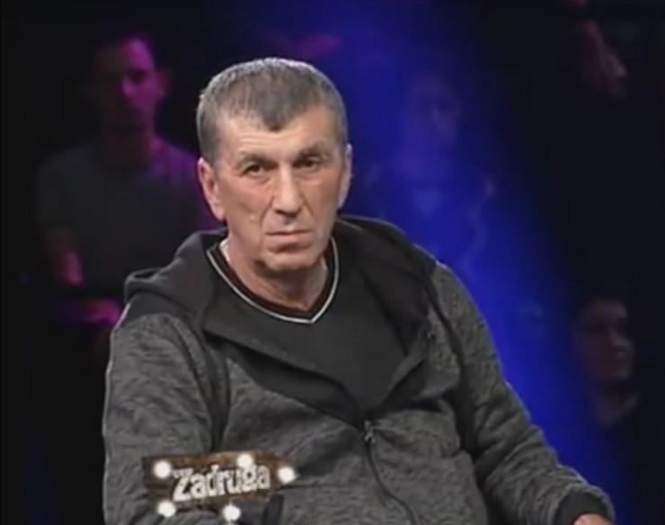 """""""SRAMOTA ME JE MILJANE, ŽENA MI JE NA IVICI NERVNOG SLOMA"""" Siniša Kulić ogorčen na ćerku, izvređao joj i dečka"""