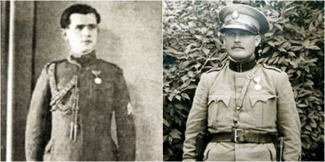 Žandarmi Bogdan Lončar i Milenko Braković ubijeni 7. jula 1941. u Beloj Crkvi