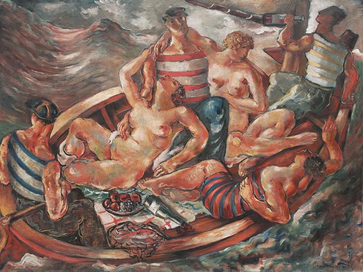 448556_izlozba-1.-sava-sumanovic-pijana-ladja-1927.-kolekcija-msub-foto-msu