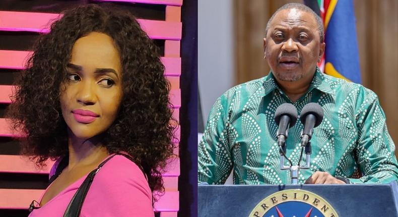 DJ Pierra Makena pens down emotional message to President Uhuru after cancellation of public gatherings