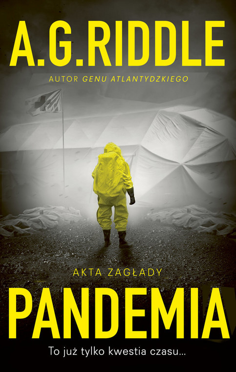 "A.G. Riddle, ""Pandemia"""