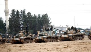 Turcja robi porządek na granicy. Z dżihadystami i Kurdami