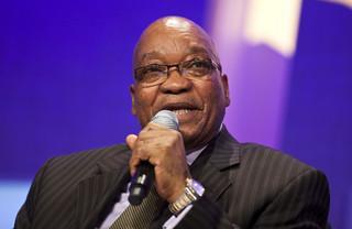 Prezydent RPA ogłosił rezygnację z urzędu