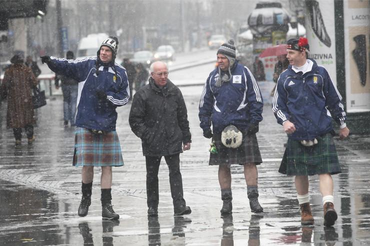 Navijači Škotske