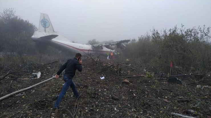 Ukrajina avion