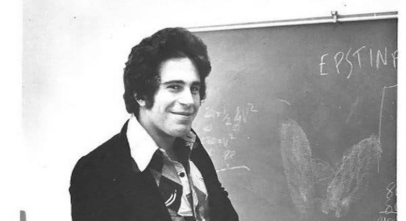 Jeffrey Epstein taught at Dalton, his behavior was noticed
