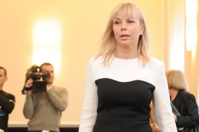 Wicepremier i szefowa superesortu Elżbieta Bieńkowska