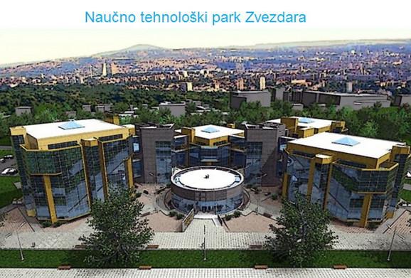 Naučnotehnološki parka na Zvezdari najaktivniji projkekat