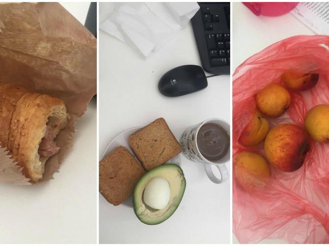 Slikala sam šta moje 4 koleginice jedu na poslu: Kad sam videla ŠTA JEDE DRUGA, postidela sam se same sebe