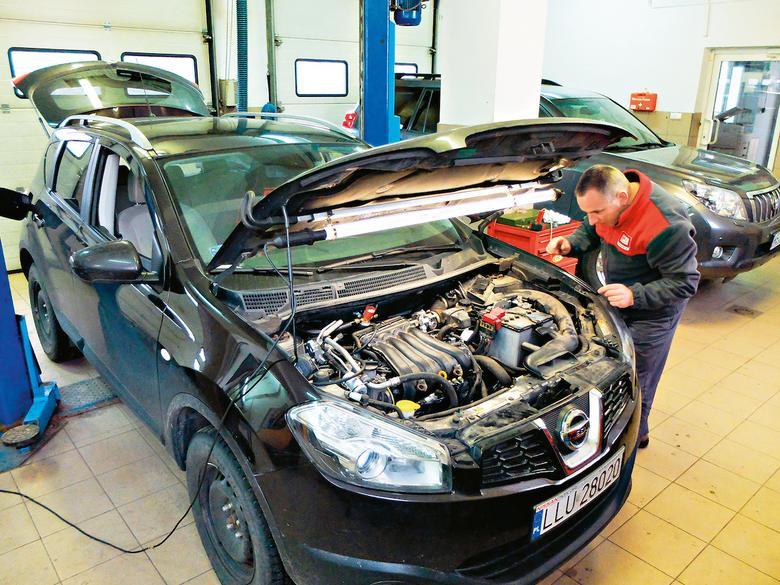 Używane auto z instalacją LPG