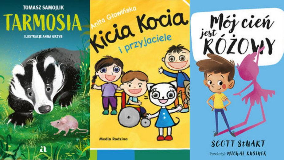 Polecamy książki dla dzieci z okazji Światowego Dnia Książki