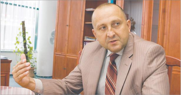 Jacek Paszkiewicz, prezes NFZ. Wcześniej dyrektor ds. medycznych mazowieckiego oddziału NFZ Fot. Wojciech Górski