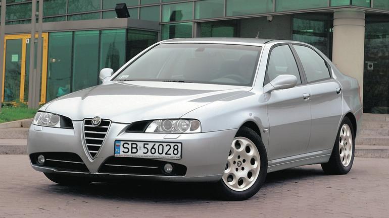 Alfa Romeo 166 2.4 JTD aut.